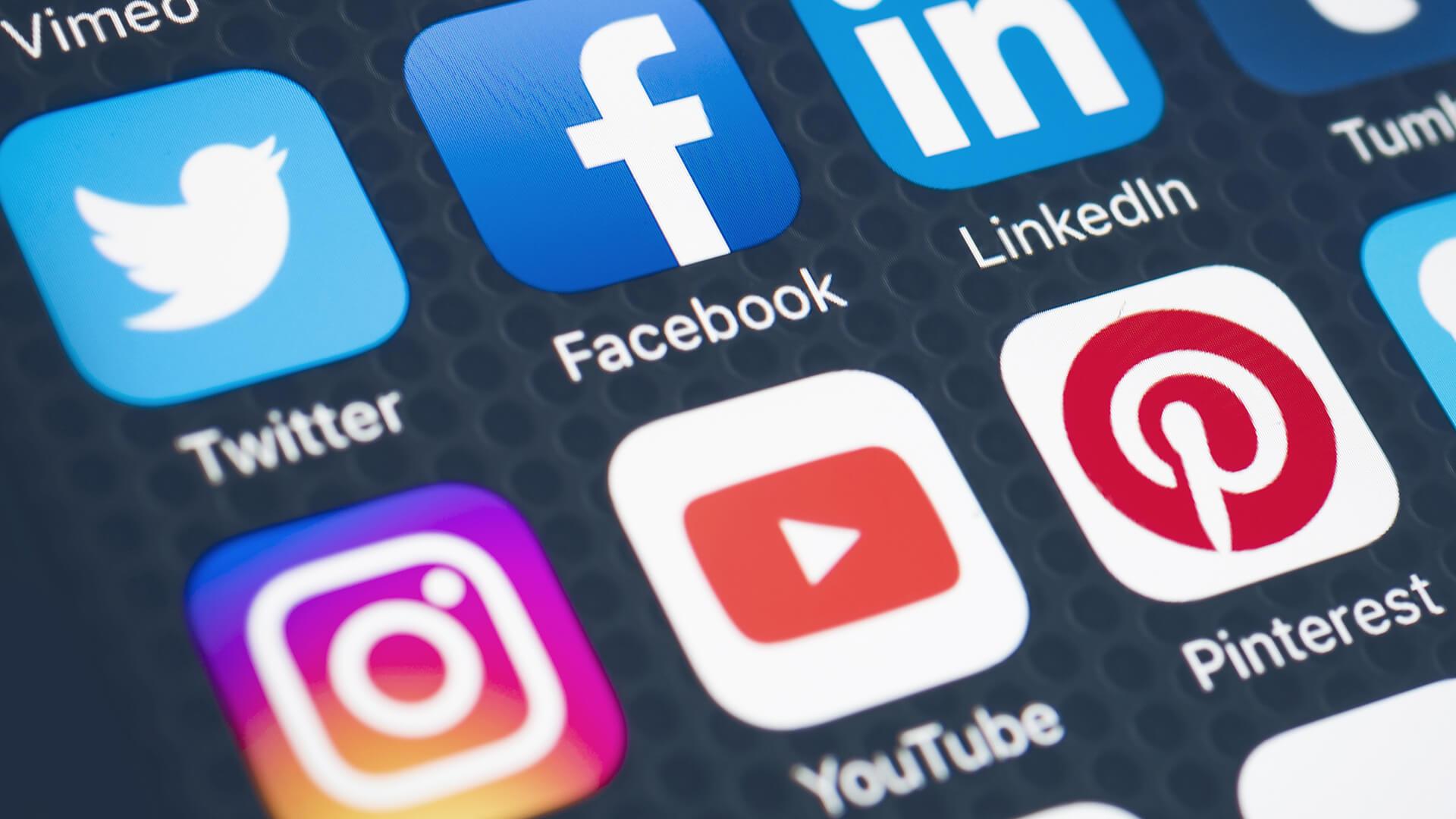 Seller Social Media Links